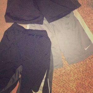 Boys athletic shorts bundle